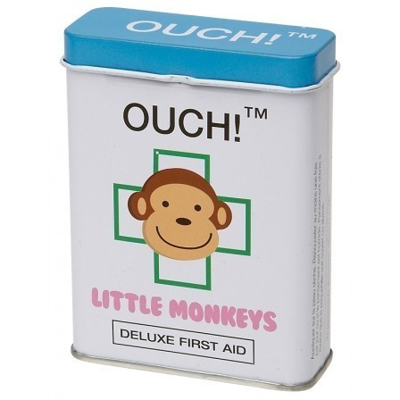 OUCH! Little Monkeys