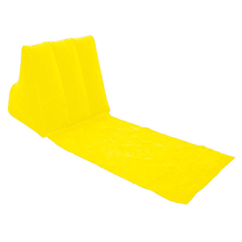 Wicked Wedge Strandmatte neon-gelb